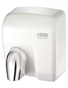 asciugamani-elettrico-aria-calda-ariel-bianco-1700w-vama-in-acciaio
