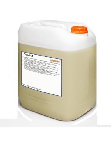 Carnet kg. 20 - Prodotto pulizia esterna veicoli in area self service ed autolavaggio - Allegrini Car Wash