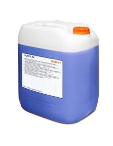 Super Az detergente supersgrassante per il lavaggio esterno dei veicoli 20kg