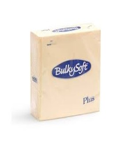 Tovagliolo 38x38 2 veli 40pz Plus -Bulkysoft