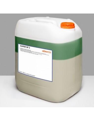 Super DF 2 -Detergente alcalino bicomponente - Allegrini