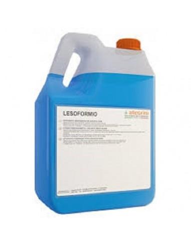 Lesoformio Detergente igienizzante ai sali quaternari di ammonio lt.5