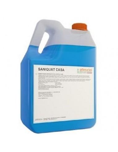 Saniquat casa disinfettante superfici con P.M.C. lt5