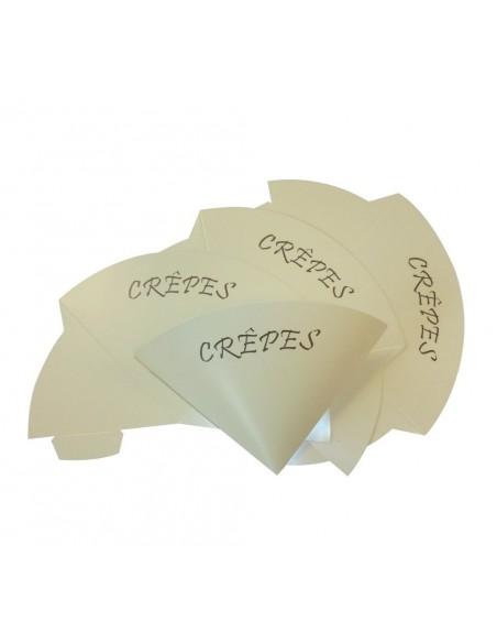 Porta Crepes in cartoncino politenato 250pz.