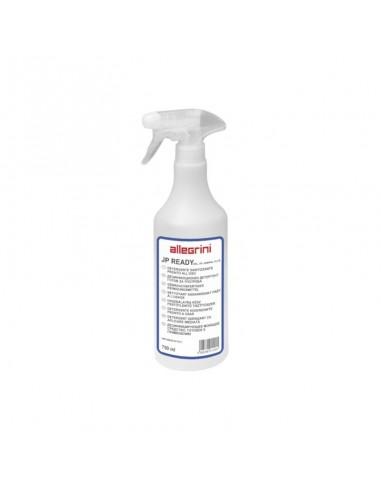 JP Ready detergente sanitizzante ai sali quaternari di ammonio 750ml - Allegrini