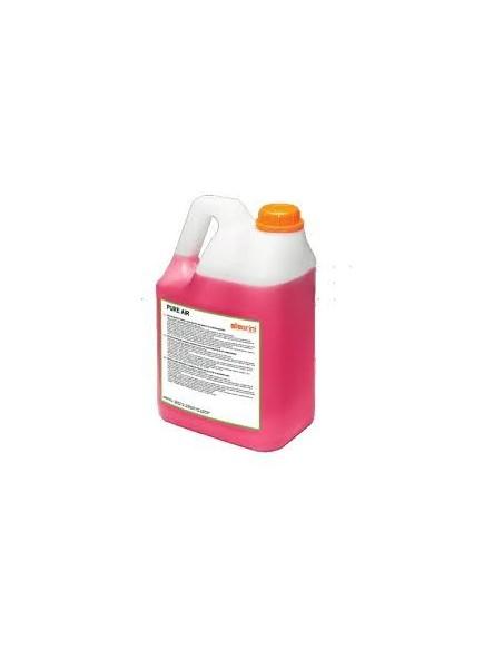 Pure Air detergente sanificante per pulire e igienizzare condizionatori casa ufficio auto lt.5-Allegrini