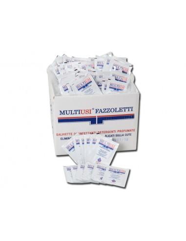 Salviettina disinfettante monodose 400pz.