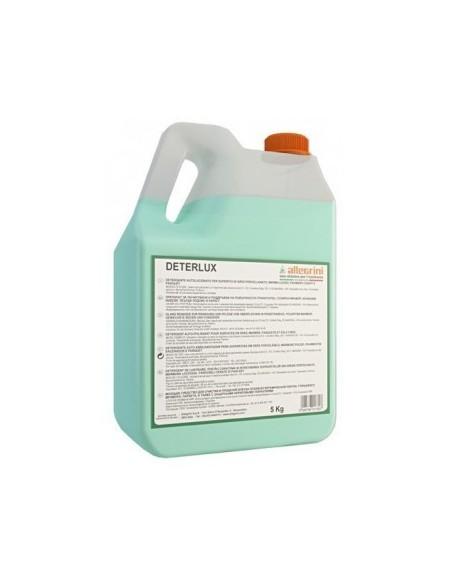 Deterlux lavapavimenti autolucidante lt.5