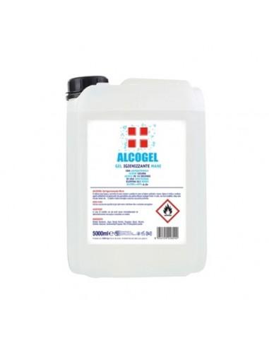 Alcogel Gel igienizzante mani etanolo...