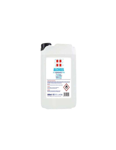 Gel Igienizzante mani con etanolo-...