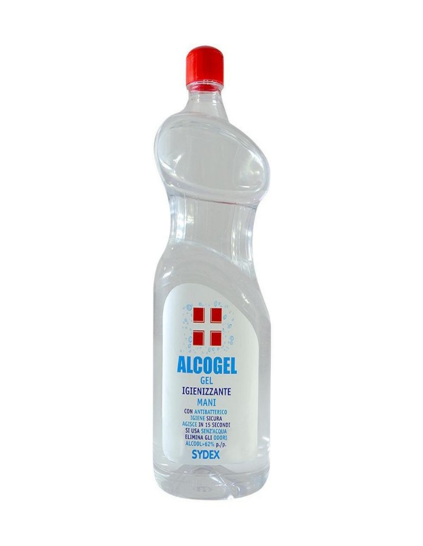 Igienizzante mani gel