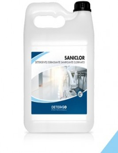 Saniclor - detergente...