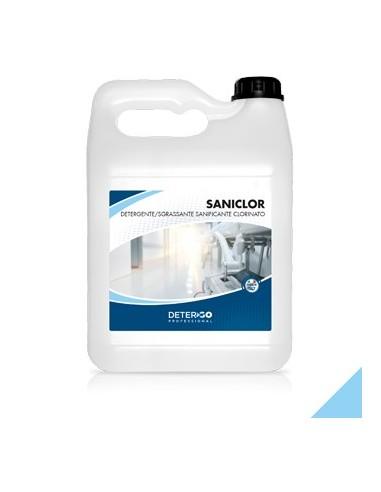 Saniclor - detergente sanificante...