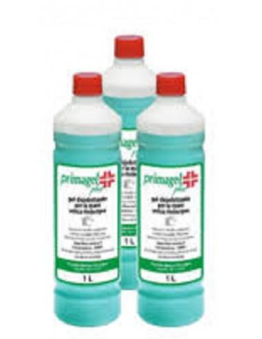3x Primagel plus lt. 1 ricarica