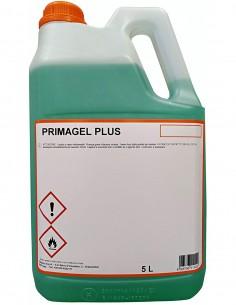 Primagel Plus 5 lt. tanica Gel disinfettante mani.- allegrini (esente iva art. 124 d.l. 34 del 19.05.2020)