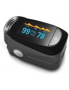 Pulsossimetro Misuratore di Ossigeno da dito IMDK