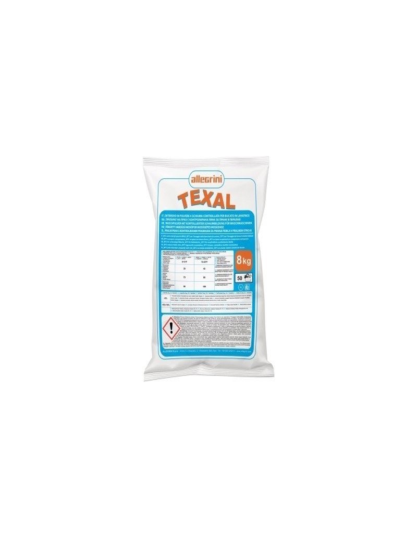 Texal kg.8 - detersivo polvere lavatrice