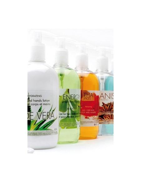 Shower gel doccia 500ml. dispenser con dosatore -Allegrini spa