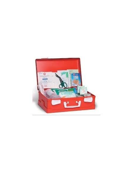 Cassetta Pharma+ Valigetta Adriamed Pronto Soccorso fino a 3 dip. cat. c all. 2