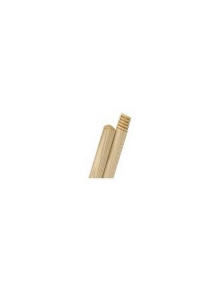 Manico legno cm. 130 a vite