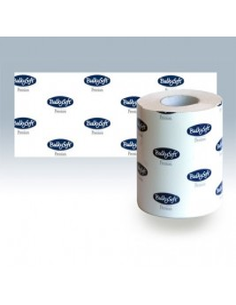 Carta igienica fascettata 2 veli 190 strappi 96 rotoli bulkysoft