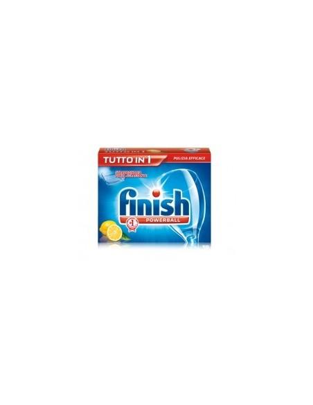 Finish Tab tutto in 1 limone 39 pezzi