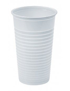 Bicchiere bianco 200cc 3000pz.