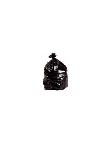 Sacco spazzatura nero -azzurro condominiale 90x120 resistente indifferenziata