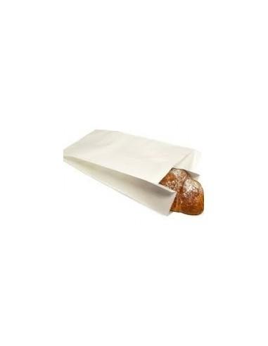 Sacchetto kraft bianco colazione varie misure conf. kg.10