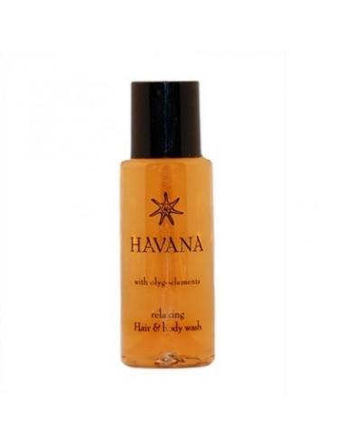 Shampoodoccia flacone 30ml. Havana showr hair e body 450 pezz