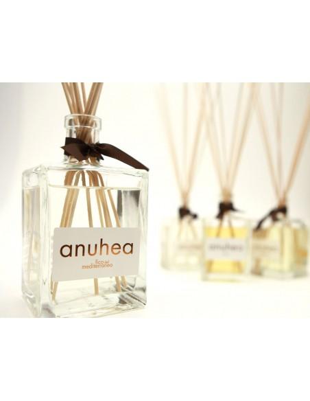 ANUHEA-Allegrini- Diffusori in vetro da 400 ml. completi di bastoncini in legno.