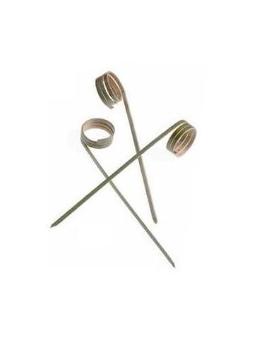 Ricciolo in legno finger food 100pz.