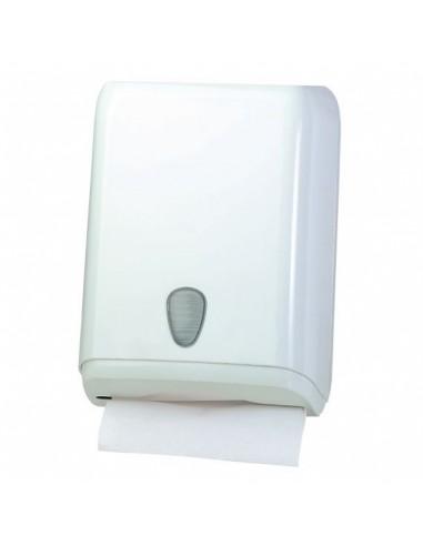 Dispenser distributore a parere per asciugamani a C-Z-V in plastica