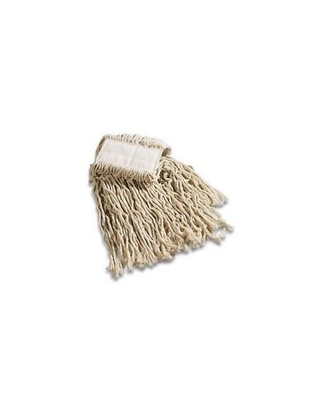 Mop in cotone 400 gr. c/banda