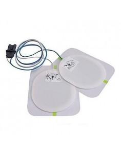Piastre di ricambio per adulto defibrillatore Saver One