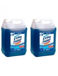2x5lt. Lysoform professional disinfettante con P.m.c.