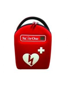 Borsa tracolla per defibrillatore semiautomatico Saver one
