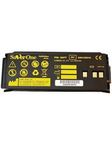 Batteria non ricaricabile Li-SOCI2 Originale per defibrillatore Saver One