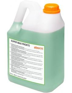 Super Maxi Pronto Eco lt.5 - lavapavimenti senza risciacquo profumato - Allegrini spa