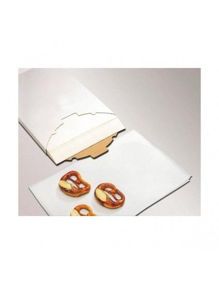 Carta forno 40x70 500 fogli siliconata cuki