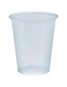 Bicchiere plastica trasp....