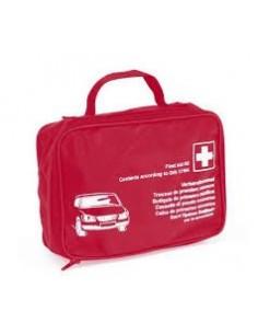 Borsetta pronto soccorso per auto e furgoni Din 13164