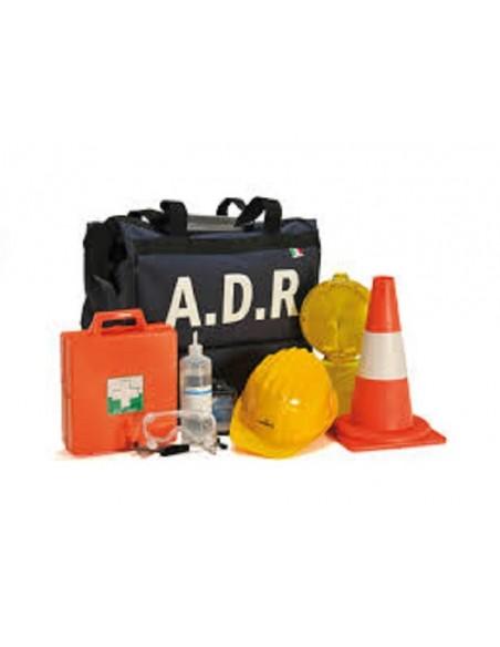 Travel kit ADR plus- Protezione trasporti pericolosi Pharma+