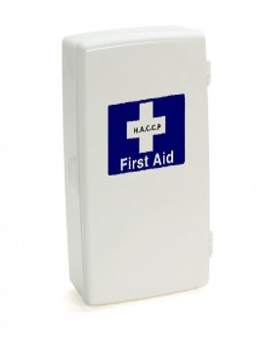Plastimed HACCP Pharma+- Cassetta pronto soccorso per l'industria alimentare