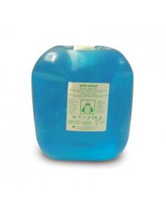 Ultagel per ultrasuoni ecografie elettromedicali sacca kg. 5 blu