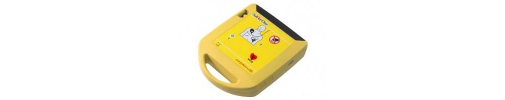 Vendita Defibrillatori professionali con garanzia Italia per ospedali, 118, studi medici. Garanzia 5 anni